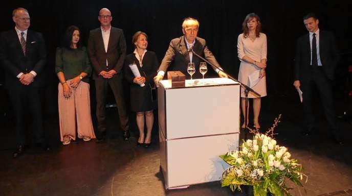 Festakt zum Todestag von Christa Šerić-Geiger