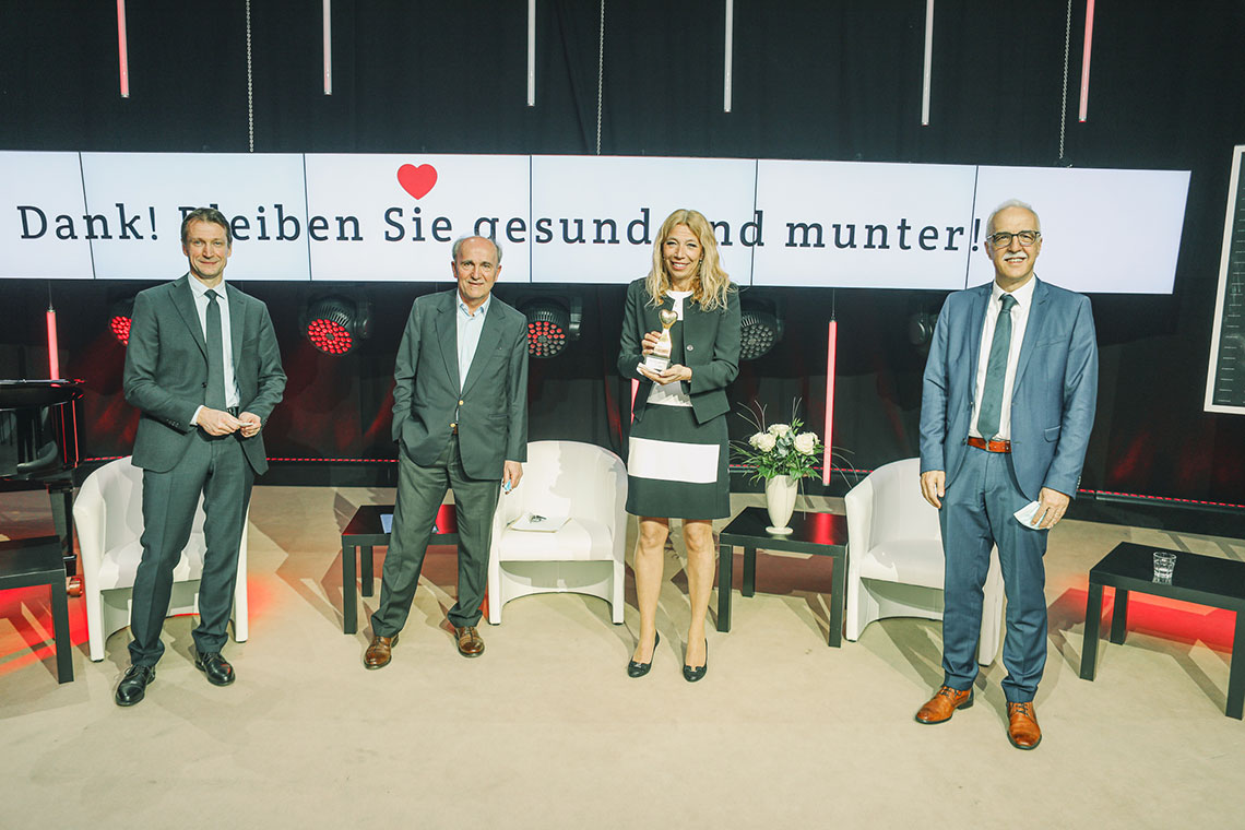 Carl-Friedrich-Geiger-Stiftung-Preisverleihung